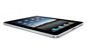 iPad - liggande